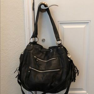 DON DONNA Leather Bag
